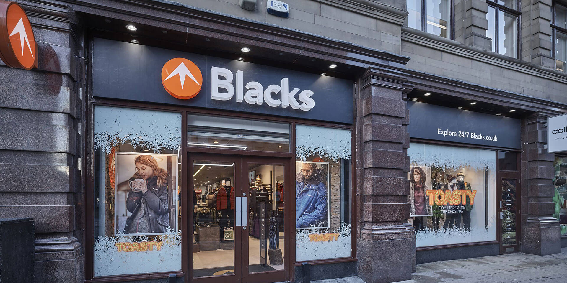 Unwanted outdoor clothing? Take it to Blacks! image