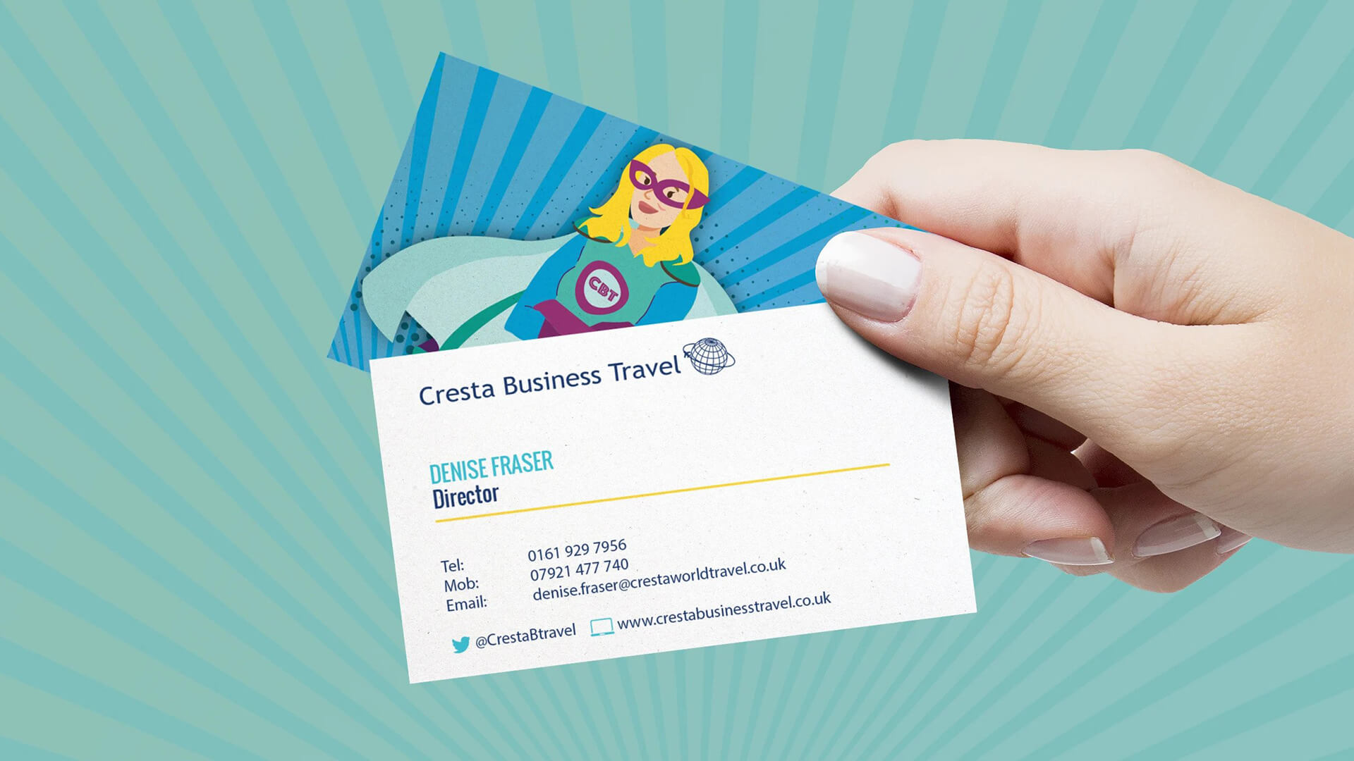 Cresta Business Travel image