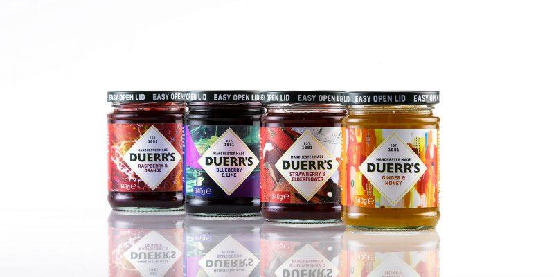 Launching a new range of jams image