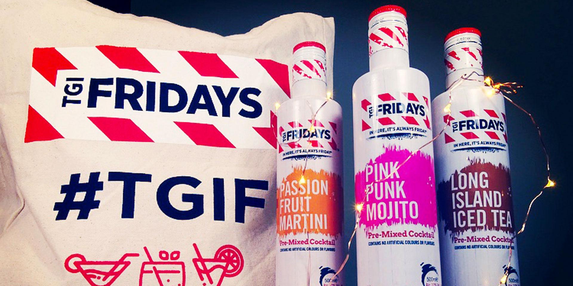 UK launch of TGI Fridays Cocktails image