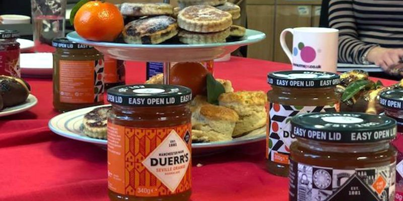 Jam today as RMS wins Duerr's account image