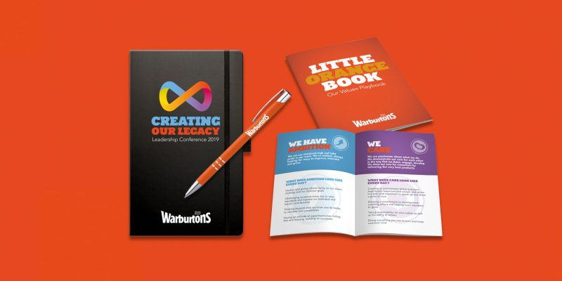 Warburtons conference calling image