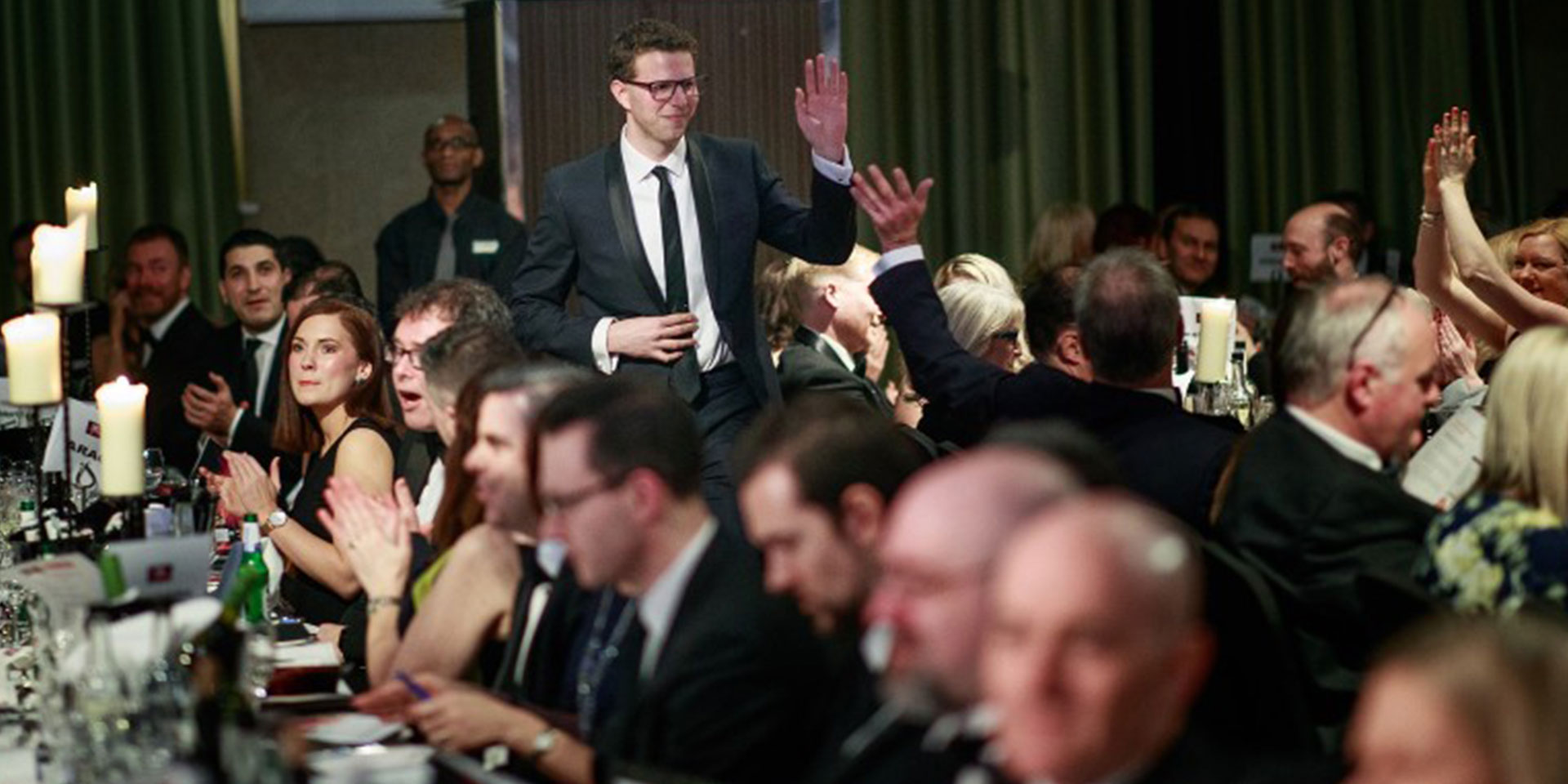 Record entries into Manchester Legal Awards image
