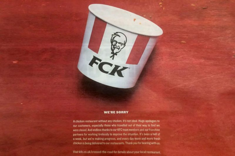Be more KFC! Crisis Comms And Brands During COVID-19 image