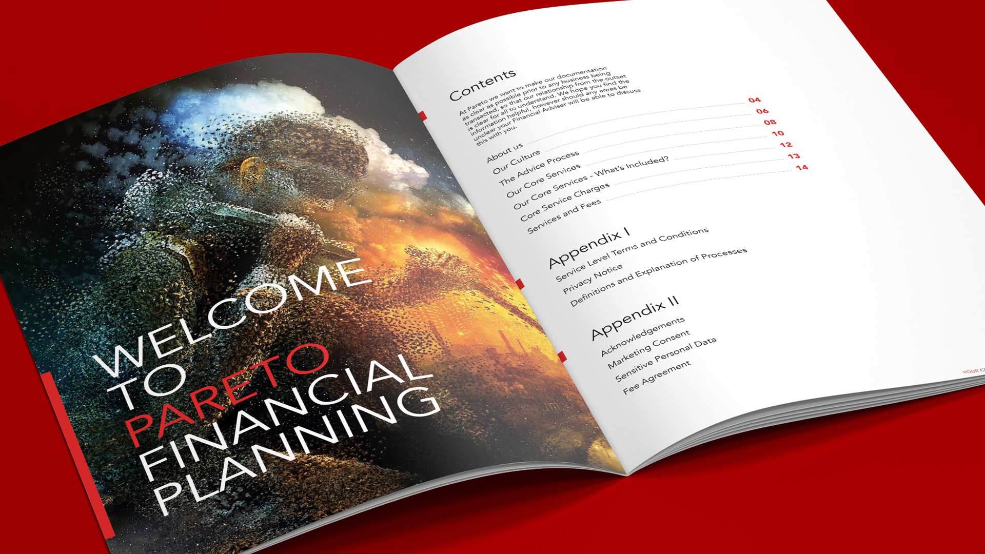 Pareto Brochure image