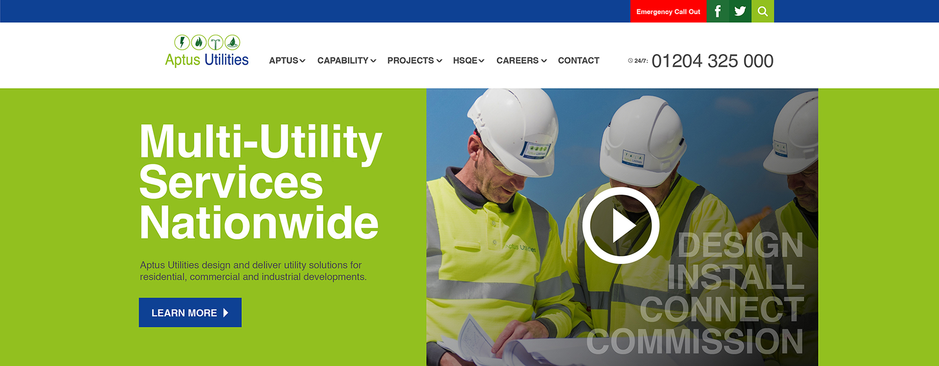 Marketing audit for Aptus Utilities after MBO image